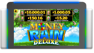 Money Rain Deluxe