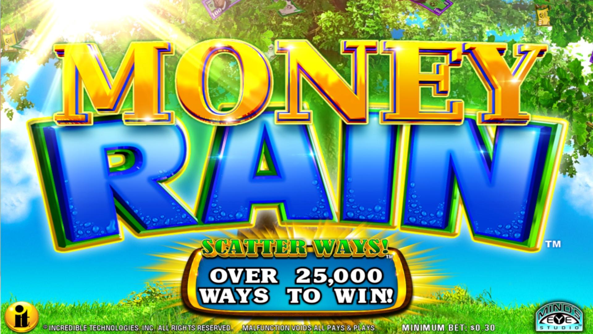Moneyrain topart