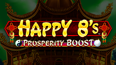 Topart happy 8s prosperity boost