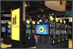 Incredible Technologies G2E Booth