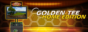 Golden Tee Home Edition