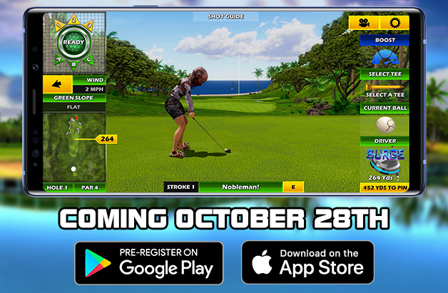 Golden Tee goes Mobile!