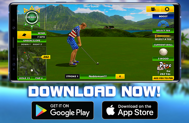 Golden Tee Golf mobile