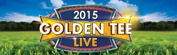 Golden Tee LIVE 2015