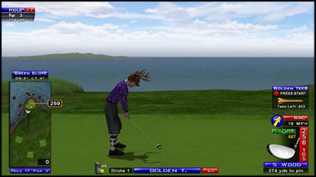 Celtic Shores HOLE 17