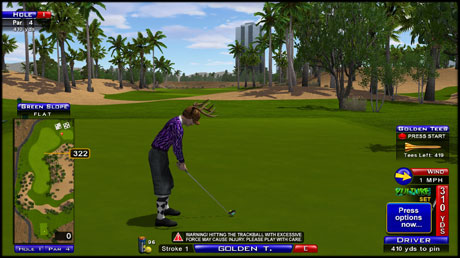 Desert Valley HOLE 1