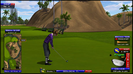 Desert Valley HOLE 14