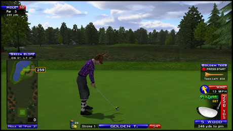 Sparkling Waters HOLE 16