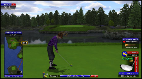 Sparkling Waters HOLE 7