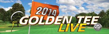 Golden Tee LIVE 2014