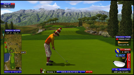 Greek Hills HOLE 11
