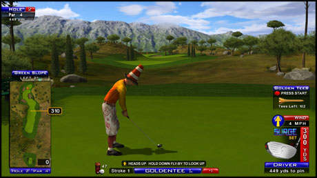 Greek Hills HOLE 2