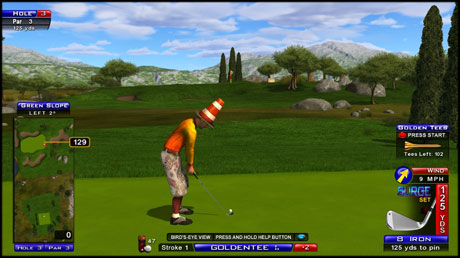 Greek Hills HOLE 3
