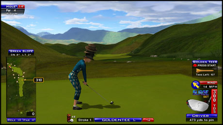 Highland Links HOLE 14