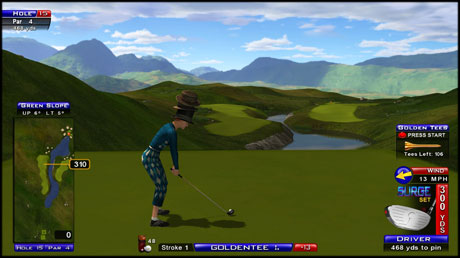 Highland Links HOLE 15