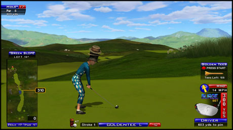 Highland Links HOLE 17