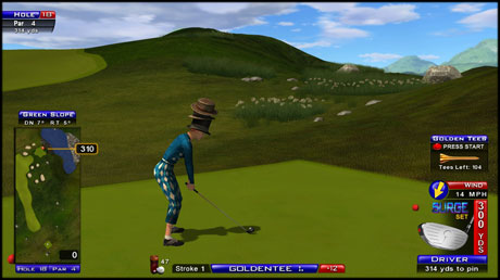 Highland Links HOLE 18