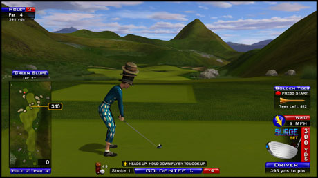 Highland Links HOLE 2