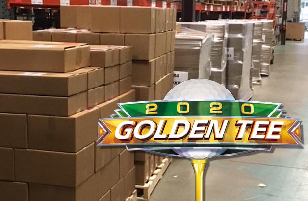 Golden Tee 2020 updates