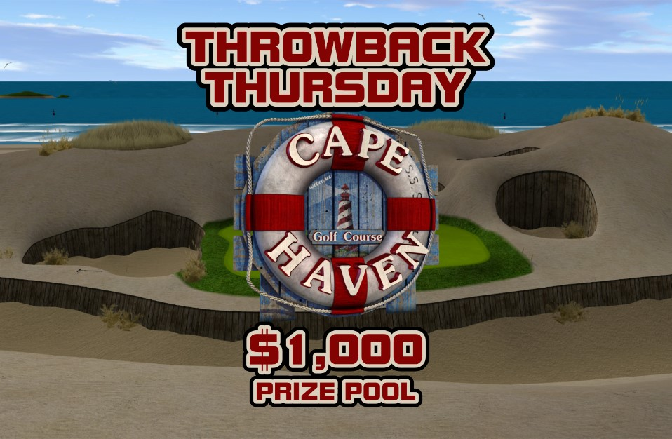 Throwback Thursday at Cape Haven