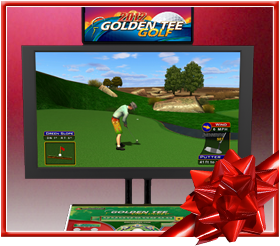 The Golden Tee (and other) Home Units