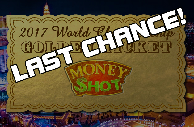 Last chance to get to Worlds!