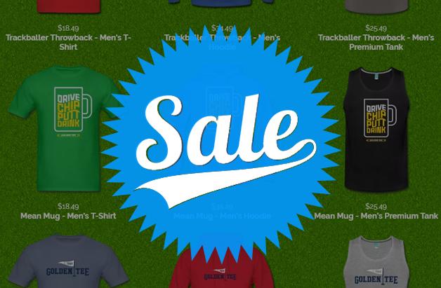 Pro Shop Sale!