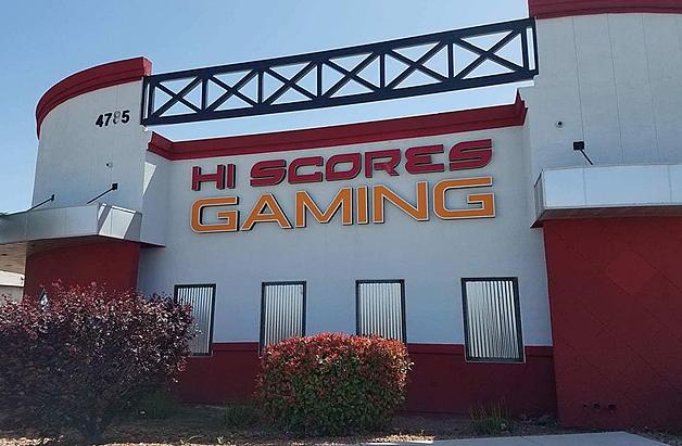 Hi Scores Bar Arcade