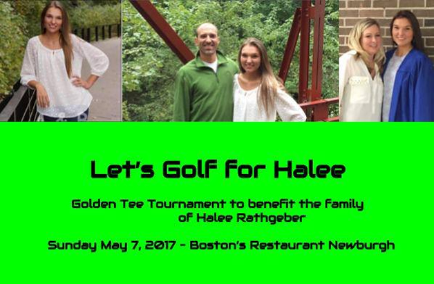 Let's Golf for Halee