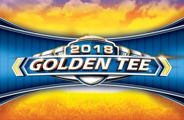 Golden Tee 2018