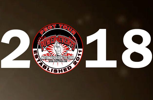 Power Events 2018 Schedule