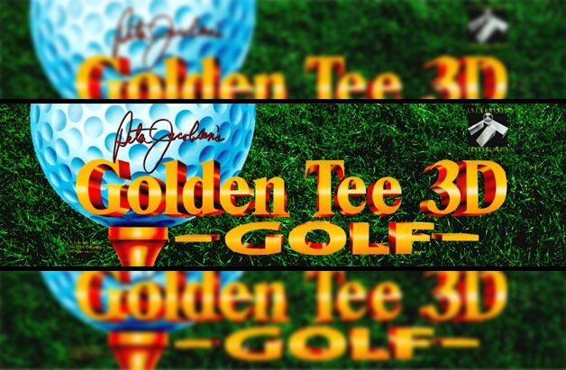 Golden Tee 3D Golf
