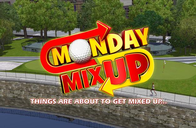 Monday Mix-up on Rustic Bridge