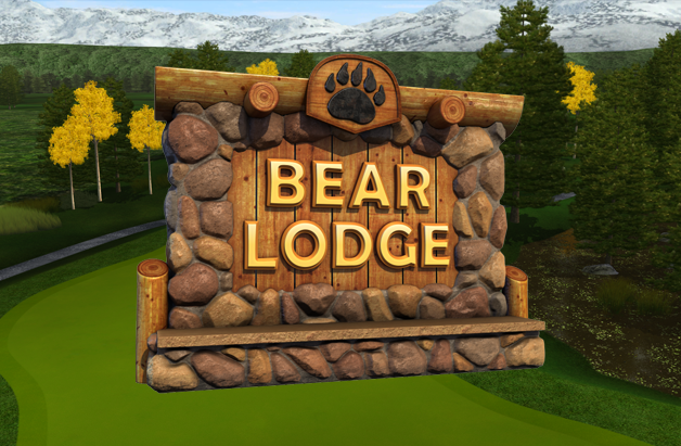 #ThrowbackThursday Bear Lodge