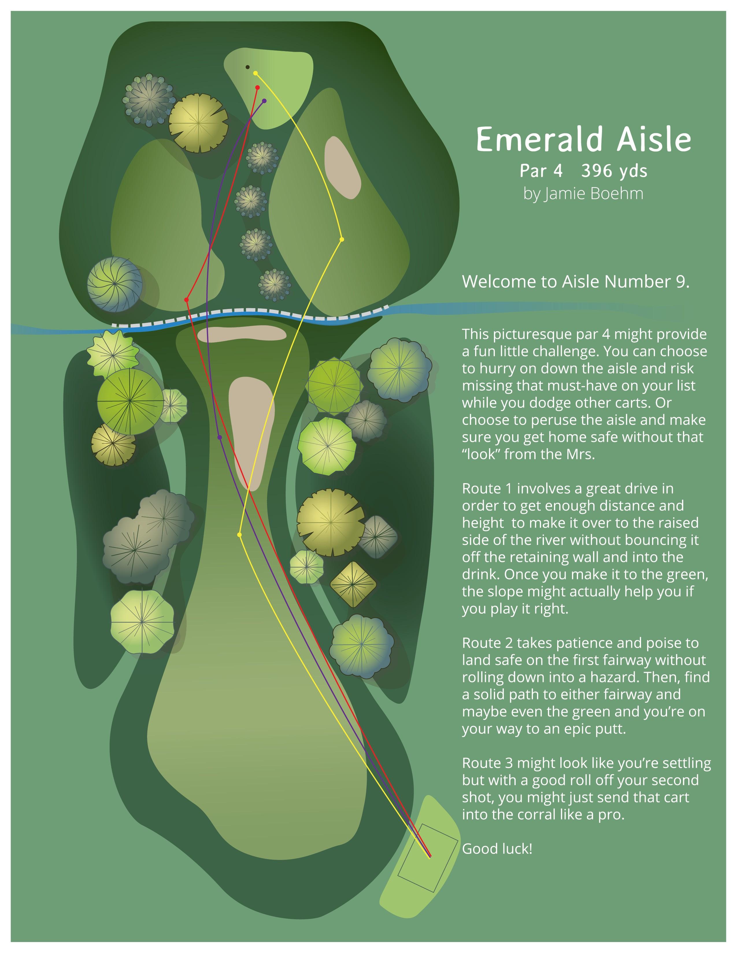 DAH 2019: Emerald Aisle
