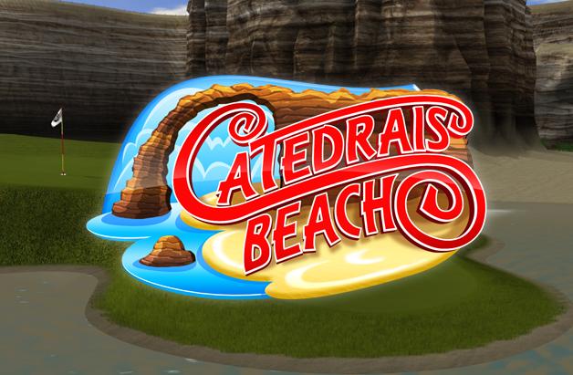 Catedrais Beach