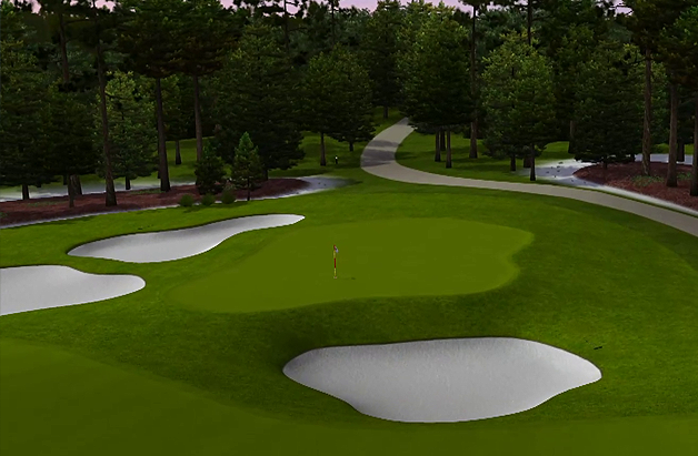 Sandhill Woods Six Hole Preview