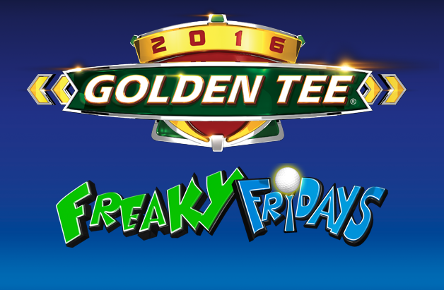 Golden Tee 2016 Freaky Friday