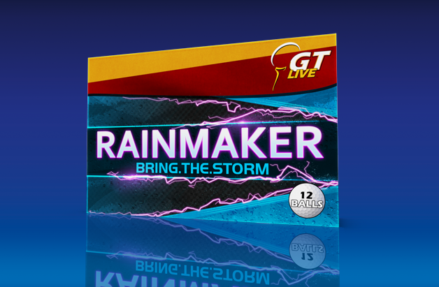 Rainmaker Golf balls