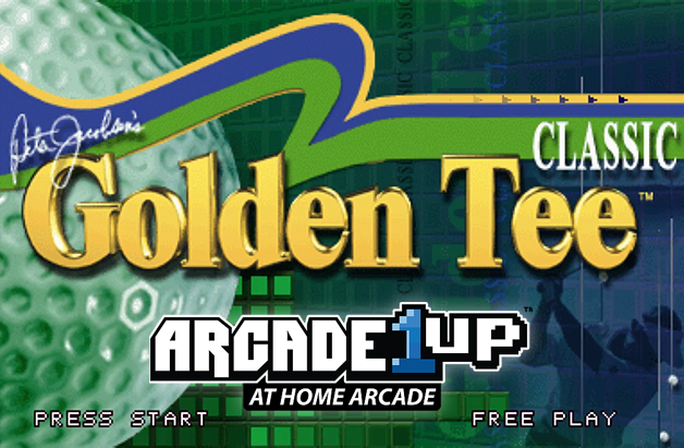 Golden Tee Classic comes home