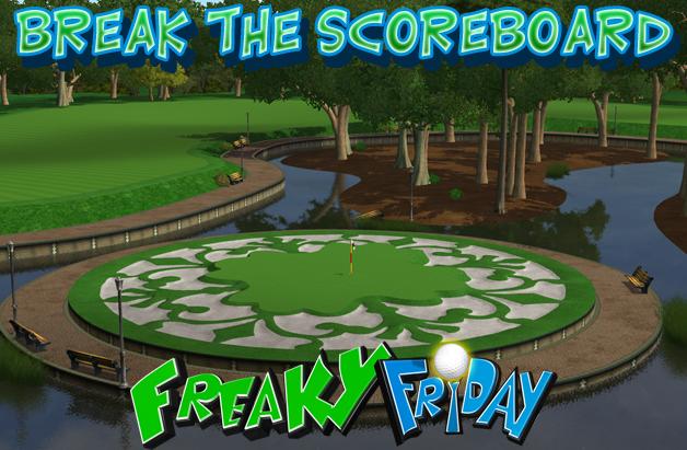 Break the Scoreboard!