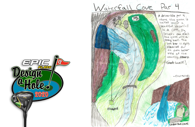 DAH Finalist: Waterfall Cove