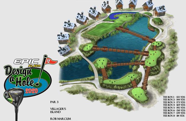 DAH Finalist: Villager's Island