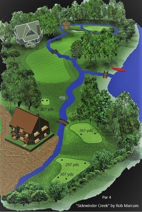 DAH Finalist: Sidewinder Creek