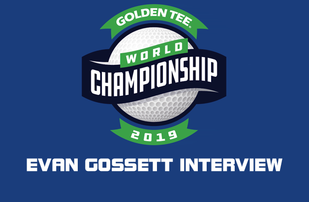 World Championship Interviews: Evan Gossett