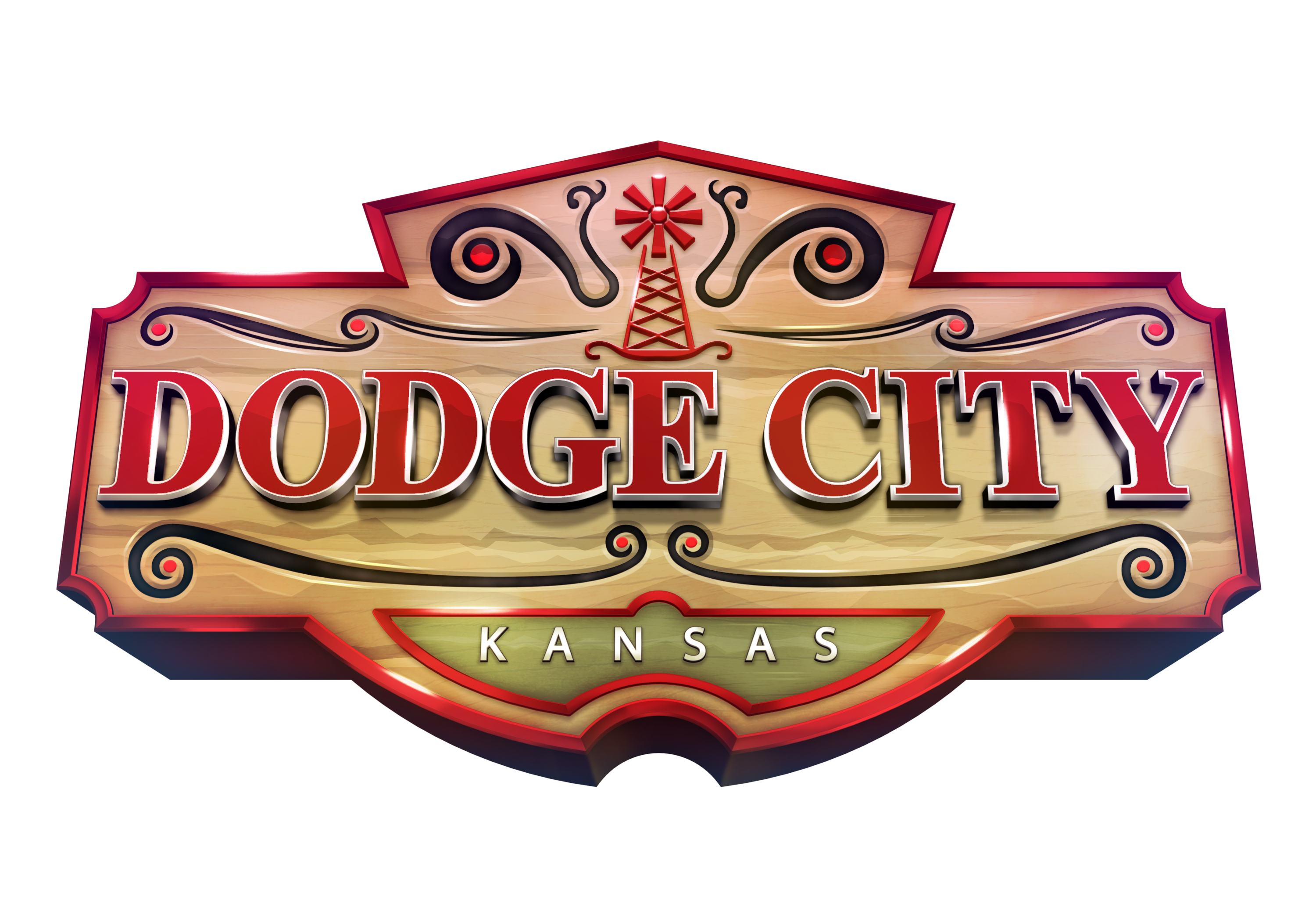 Dodge City course logo
