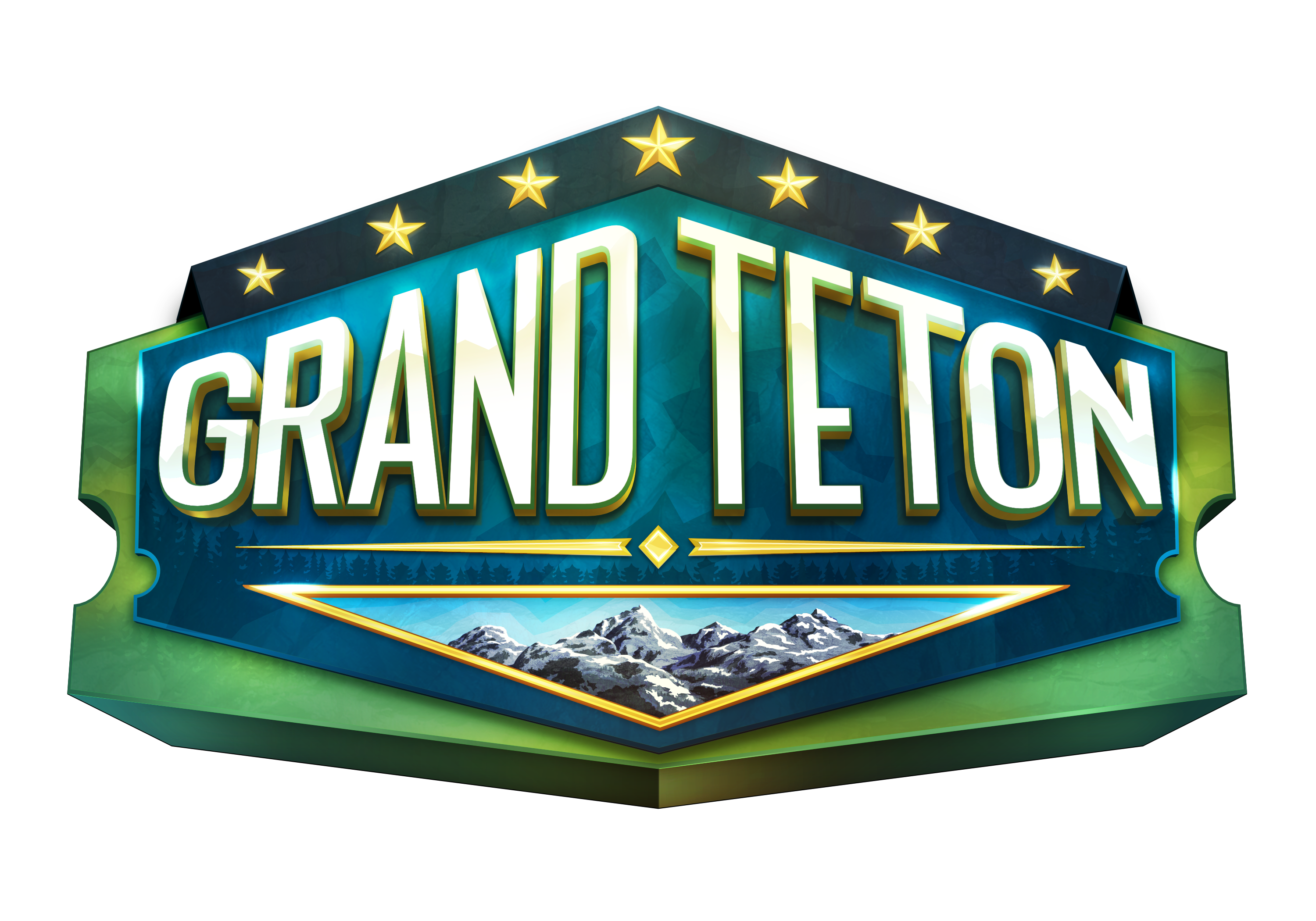 Grand Teton course logo