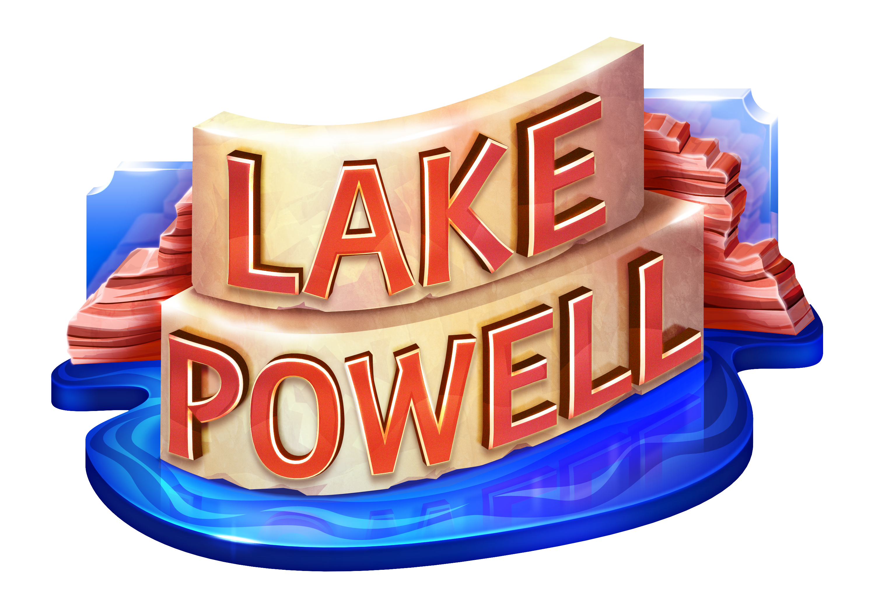 Lake Powell course logo