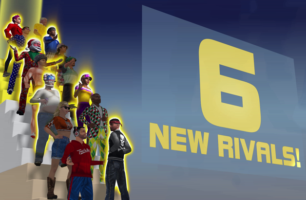 6 new Real Time Rivals!