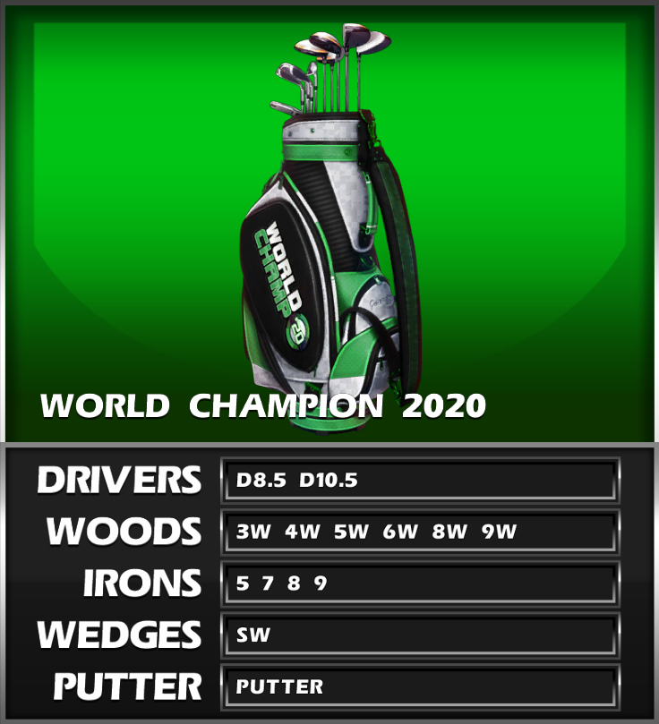 World Champion Club Set